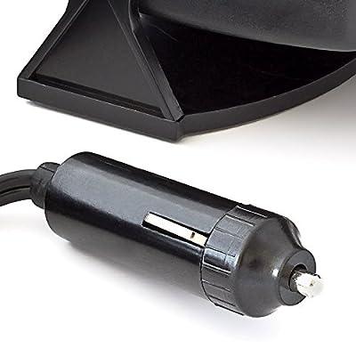 Auto Heizlüfter Ventilator 12V-Anschluss von Relaxdays auf Heizstrahler Onlineshop