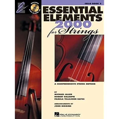 Essential Elements 2000 for Strings (Cello Book