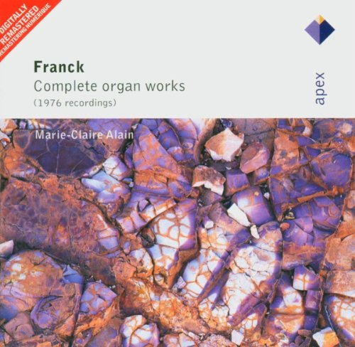 Franck : Organ Works - Apex