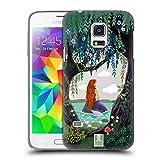 Head Case Designs Meerjungfrau Geheimnisse Von Dem Wald Ruckseite Hülle für Samsung Galaxy S5 Mini