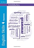 English Skills Answer Book 4 (of 6): Key Stage 2, Year 3 - 6 (Teacher's Guide available separately)