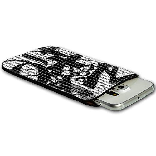 Sleeve style Housse Case Étui Coque Motif Étui pour Apple iPhone 6/6S–Choix Design au choix ubs15 Design 4