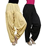 #4: Jainish Cotton Pataila Salwar For Women's (Pack of 2)