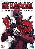 DVD1 - Deadpool 1&2 Double (1 DVD)