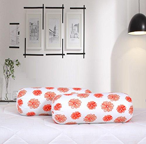 Salona Bichona 100% Cotton Bolster cover set of 2