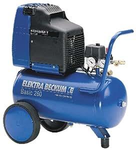 elektra beckum kompressor basic 260 baumarkt. Black Bedroom Furniture Sets. Home Design Ideas