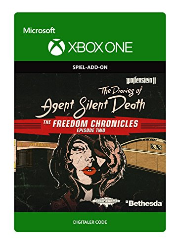 Wolfenstein II: The New Colossus: The Diaries of Agent Silent Death DLC | Xbox One - Download Code