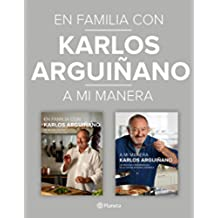 En familia con Karlos Arguiñano + A mi manera (pack)
