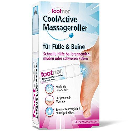 footner FOOTNER CoolActive Massageroller, 1 Stück