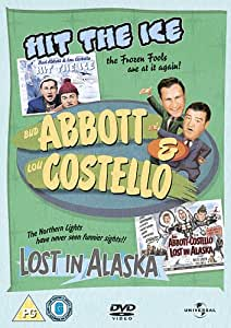 Abbott And Costello: Hit The Ice/Lost In Alaska [DVD]