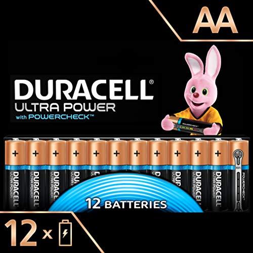 Duracell Ultra Power Type AA Alk...