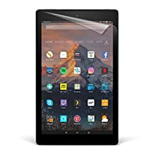 """NuPro Fire HD 10 Screen Protector Kit (10"""" Tablet), 2-Pack, Clear  Compatible with 7th and 9th Generation – 2017 and 2019 release"""