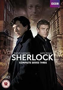 Sherlock - Series 3 [2 DVDs] [UK Import]