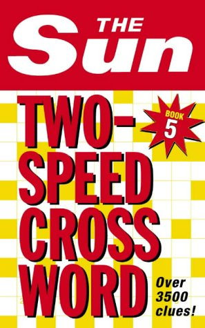The Sun Two-Speed Crossword Book 5: Bk.5
