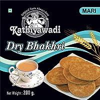 Kathiyawadi Dry Bhakhri Black Pepper - 200gx2Pkts