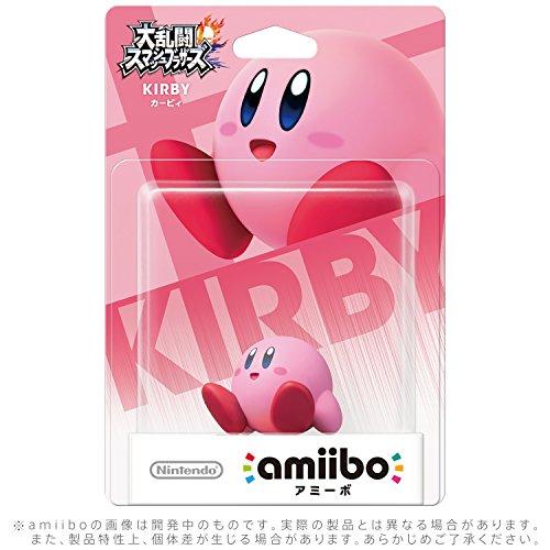 Nintendo Kirby amiibo Japan Import