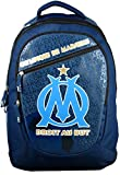 Sac à dos scolaire OM - Collection officielle OLYMPIQUE DE MARSEILLE
