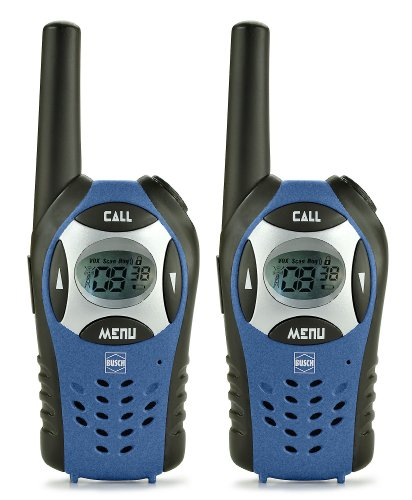Busch Walkie-talkie 2656 - X-500 Profi  im Test