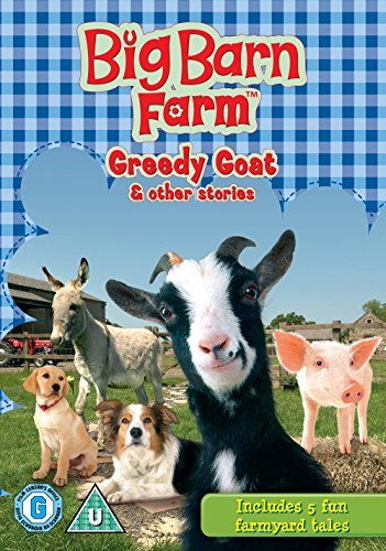 Greedy Goat & Other Stories