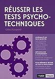 Réussir les tests psycho-techniques...