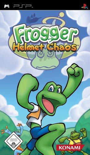 Frogger: Helmet Chaos (Frogger Playstation)
