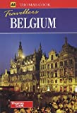 Front cover for the book Belgium (Thomas Cook Travellers) by George McDonald