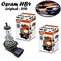 2x Osram HB4 51W 12V P22d 9006 Original Klar Weiß White Ersatz langlebig Scheinwerfer Halogen Auto Lampe - E-geprüft