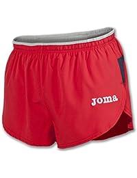 Joma - Short elite v rojo para hombre