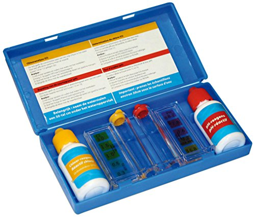 BSI Test Kit Teste d'eau piscine