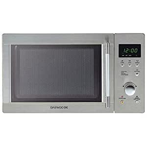 how to clean stainless steel microwave interior