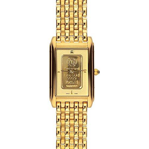 Charmex orologio uomo Gold Ingot 1555