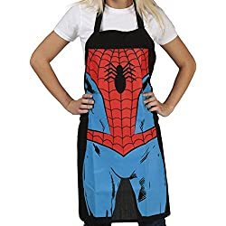 ShopINess - Delantal cocina Spiderman