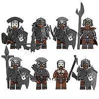 Uruk-Hai LEGO Lord Of The Rings mini figures