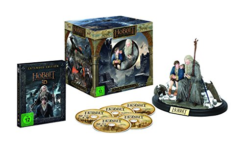 acht der fünf Heere [Extended Collector's Edition] [3D Blu-ray] [Limited Edition] ()