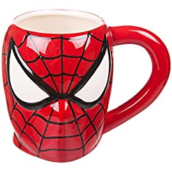 Burst cmic Spiderman 3D taza