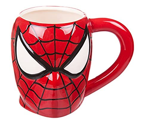 Tasse 3D Comic Burst Spider Man