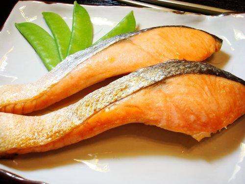 銀鮭一夜干し3切れ入り ぎん鮭 銀鮭 切り身 焼き魚