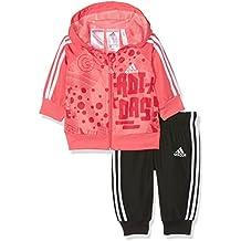 1c9bf721f Amazon.es  chandal bebe adidas - Rosa