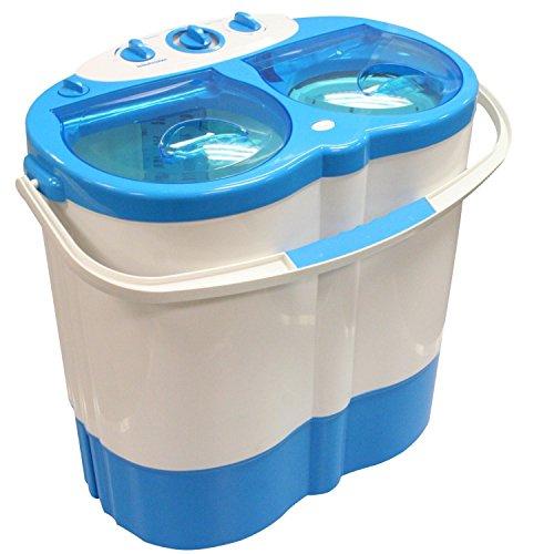 Twin Wanne Tragbare Waschmaschine Wäscheschleuder Camping Caravan Wohnmobil Student