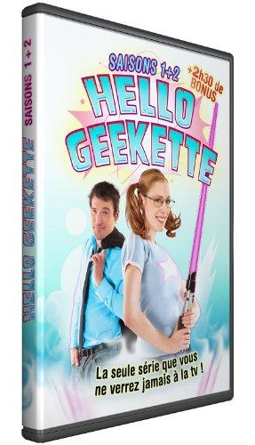 Hello Geekette - Saisons 1+2+bonus