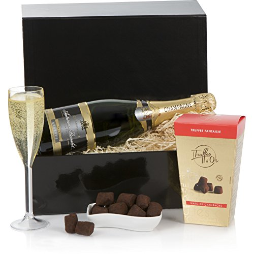 Champagne & Truffles Gift Set - Champagne Gift Hamper - Clearwater Hampers