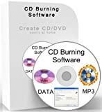CD DVD BURNING & COPYING CLONING BACKUP SOFTWARE MP3 DATA VIDEO BURNING DISC