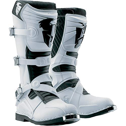 Ratchet s12 offroad boots white 15 - 3410-0754 - Thor 34100754