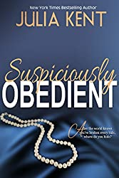Suspiciously Obedient (Obedient Series #2) (English Edition)