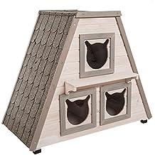 Cuccia per gatti da esterno - Regalo piastrelle da esterno ...