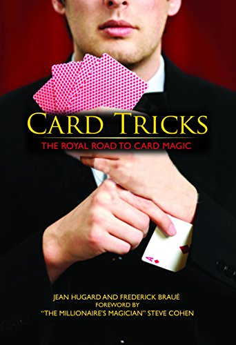 Card Tricks: The Royal Road to Card Magic por Jean Hugard