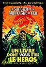Défis fantastiques, tome 1:Le sorcier de la Montagne de Feu par Livingstone