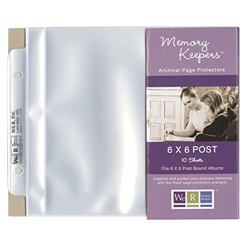 tools-and-accessories-6-x-6-inch-we-r-memory-keepers-page-protectors-post-pack-of-10