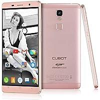 Cubot Cheetah Lite Smartphone, 5.5 Pollici Android 6.0, FDD LTE 4G Dual Sim Telefoni Cellulari, 1920x 1080(HD), 1.3GHz Octa-core, 3GB RAM, 32GB Memoria Interna, Rose