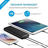 Anker PowerCore 20100 - Ultra High Capacity Power Bank with one of the Most Powerful 4.8A Output, PowerIQ Technology for iPhone 7 /6s /SE, iPad and Samsung Galaxy S8 / S7 and More (Black) Bild 2
